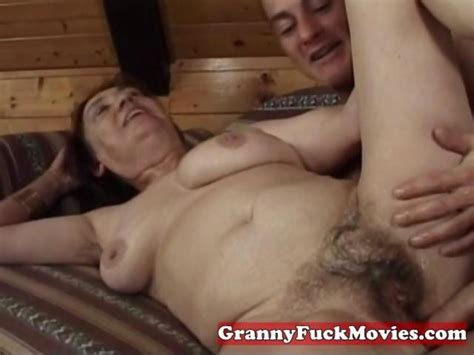 Jack Is Fucking A Hairy Granny Pussy On Gotporn 1185853