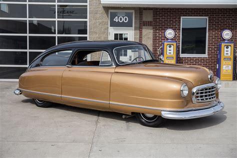 1950 Nash Statesman | Fast Lane Classic Cars