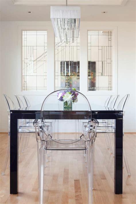 chaises transparentes fly pourquoi choisir la chaise design transparente