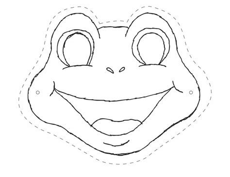 HD wallpapers children s mask template