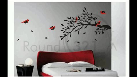 wall art stickers  living room youtube