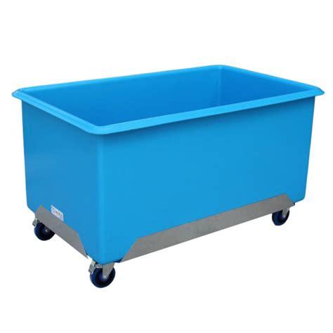 Large Tub by 650 Litre Tub Trolleys Rotoplas Materials Handling
