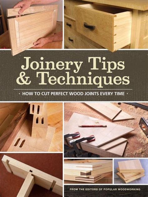 joinery tips techniques  shopwoodworking