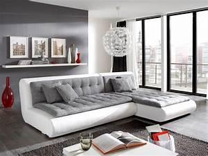 Wohnzimmer In Grau Weiß : wohnideen wohnzimmer grau ~ Sanjose-hotels-ca.com Haus und Dekorationen