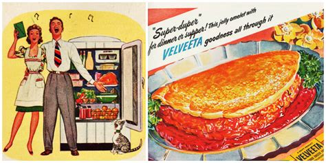 cuisine ad velveeta for victory in wwii envisioning the