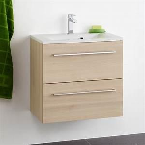 Waschbeckenunterschrank 60 X 45 : scanbad multo mikado waschtisch mit 2 schubladen 60x45x59 6cm ~ Bigdaddyawards.com Haus und Dekorationen