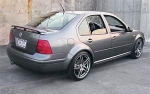 99-10 Volkswagen Jetta A4 Espejo Retrovisor Interior Gris