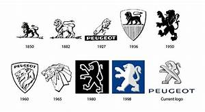 Peugeot Logo 1850 - 2015 | Logo Evolutions | Pinterest ...