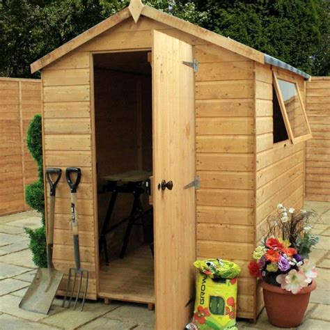 Shiplap Shed by Premium Shiplap Shed 7 X 5 Mercia Garden Products Sheds