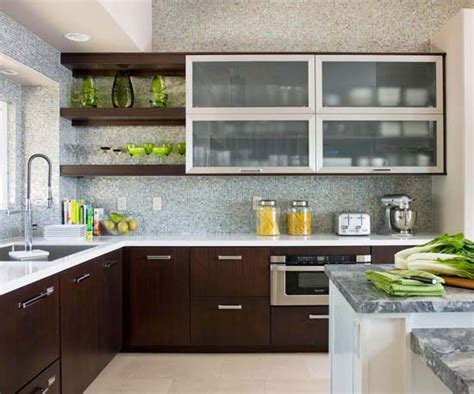 Warm Contemporary Kitchens