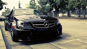 Black Mercedes Benz Hd Wallpaper | Cars HD Wallpapers
