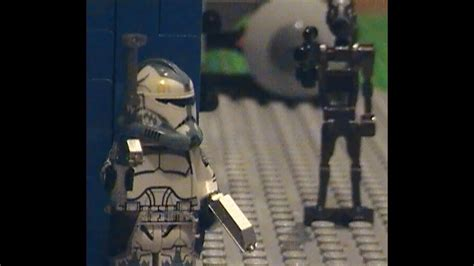 Lego Star Wars Stop Motion Episode 4 Youtube