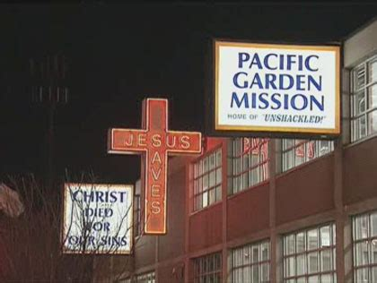 pacific garden mission jackson spends at homeless shelter for king s
