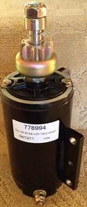 Johnson Starter Motor Parts For 1998 130hp Hj130txacb