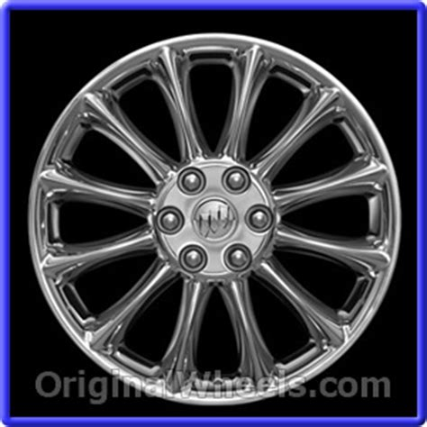 oem  buick enclave rims  factory wheels