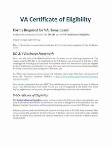 Va home loan eligibility letter home review for Va home loan eligibility letter