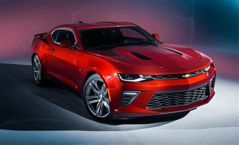 2016 Chevy Camaro Review by Detailed 2016 Chevrolet Camaro Review