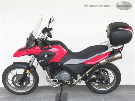 2012 Bmw G650gs Dual Sport Motorcycle From Roseville, Ca
