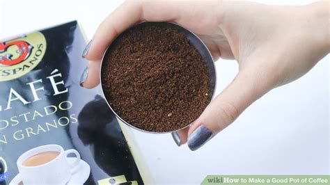 How To Make A Good Pot Of Coffee