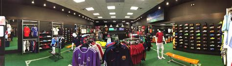 ultimate soccer store nears year anniversary boca raton location