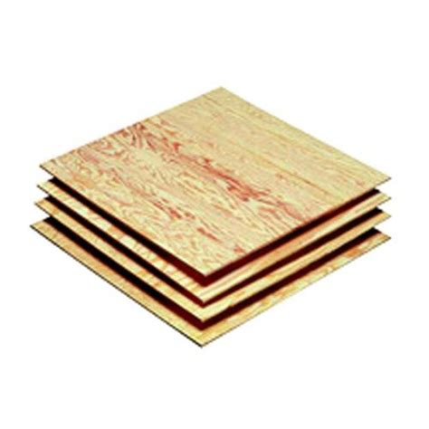 pine plywood lowes shop pine sheathing plywood common 15 32 x 2 x 2 actual 0 50 in x 24 in x 24 in at lowes com