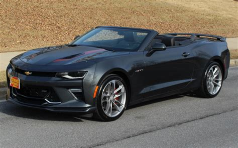 2017 Chevrolet Camaro Ss 50th Anniversary Edition For Sale