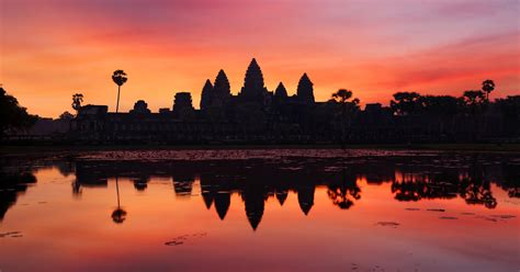 The Best Spots In Angkor To Watch Sunrise And Sunset The