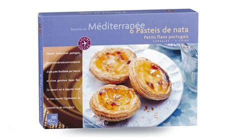 cuisine au portugal 6 pasteis de nata surgelés cuisine évasion picard