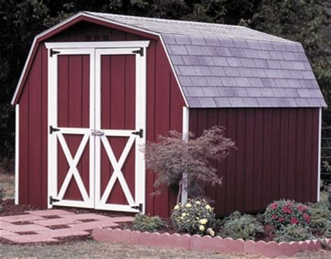 Garden Shed Plans 8x12 by Custom Design Shed Plans 8x12 Gambrel Wood Backyard Shed