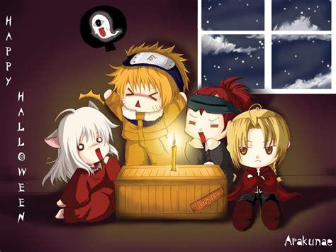 descarga fondos de pantallas anime especial halloween