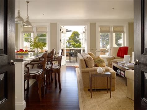 pacific heights interior contemporary family room