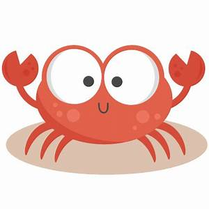 Crab SVG cutting files for scrapbooking ocean svg cut ...