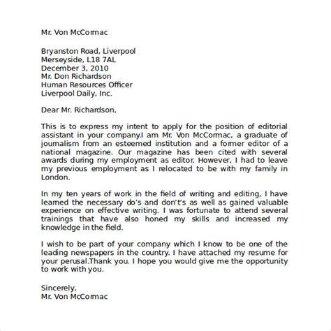 letter  intent   job    documents