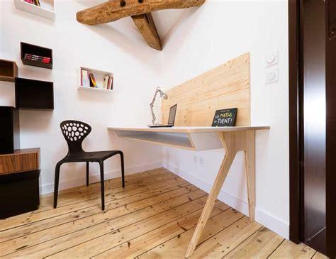 bureau en bois moderne bureau pour chambre d 39 ado jean pascal crouzet
