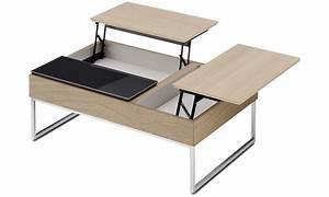 Table Basse Multifonction : tables basses table basse multifonction chiva avec ~ Premium-room.com Idées de Décoration