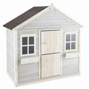 Cabane De Jardin Enfant : cabane de jardin enfant grise lola maisons du monde ~ Farleysfitness.com Idées de Décoration