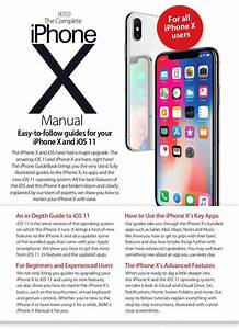 The Complete Iphone X Manual