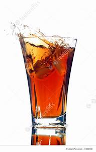 Alcoholic Beverages  Soft Drink With A Splash