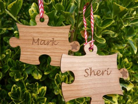 top 28 bespoke christmas decorations personalised