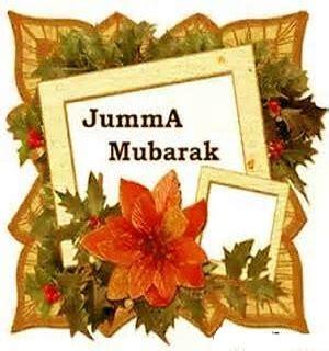 jumma mubarak messages  english