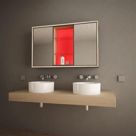 Badezimmer Spiegelschrank Sale by Bad Spiegelschrank Mit Led Beleuchtung Illumino 989705290
