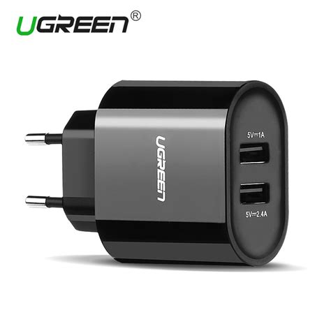 mobile phone charger 5v3 4a universal usb charger ugreen travel wall charger