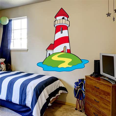 Wandtattoo Kinderzimmer Leuchtturm by Wandtattoos Folies Wandsticker Leuchtturm