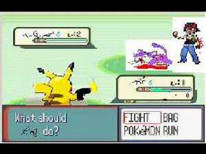 Pokemon Version Youtube : pokemon blood red version youtube ~ Medecine-chirurgie-esthetiques.com Avis de Voitures