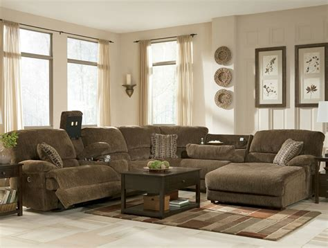 Extra Wide Chaise Lounge by Plushemisphere Beautiful Sectional Sofas With Recliners