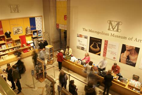 the metropolitan museum of store shopping in central park york