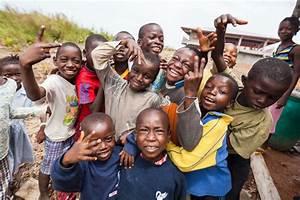 RFA Argus charity fund raising in Sierra Leone | Royal Navy