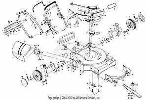 Poulan Xe750par Mower Parts Diagram For Mower Housing