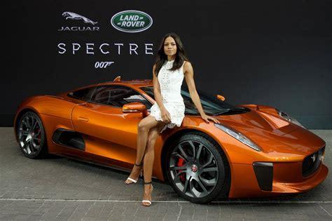 Jaguar Land Rover Bond Cars From Spectre Revealed Gtspirit