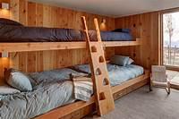 unique bunk beds unique-bunk-beds-Kids-Beach-with-area-rug-artwork-bench ...